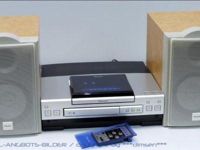 先锋 PIONEEER XC-L5 小型HiFi组合音响