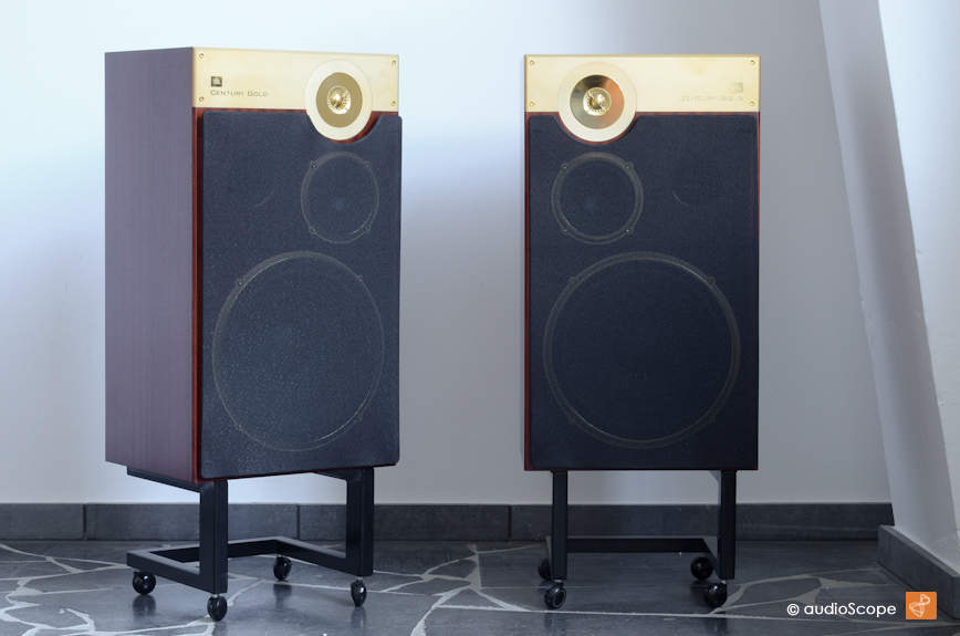 JBL Century Gold Limited Edition