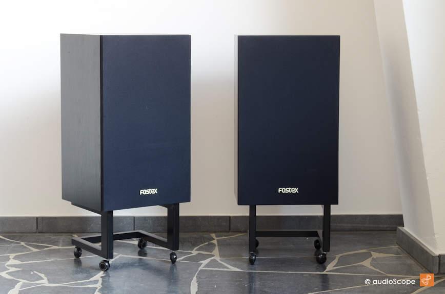 Fostex RM-1000 Coaxial Monitors