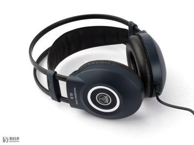 AKG K99 头戴式耳机 图集[Soomal]