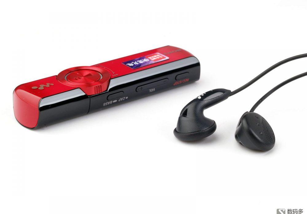 SONY 索尼 NWZ-B172F 便携式数字播放器