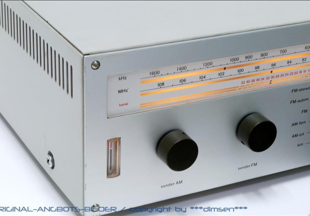BRAUN CET15 FM/AM 收音头
