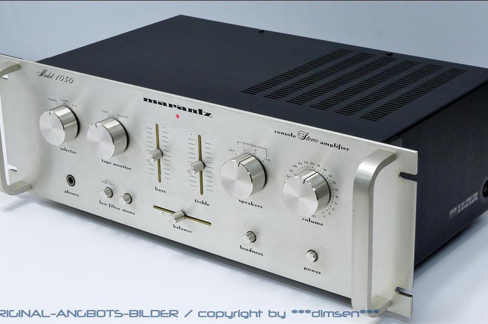 马兰士 MARANTZ 1050 功率放大器