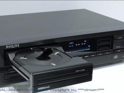 飞利浦 PHILIPS CD-600 CD播放机