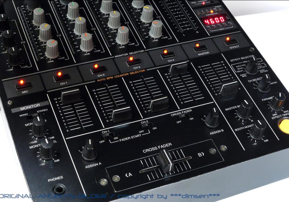 PIONEER DJM-500 调音台