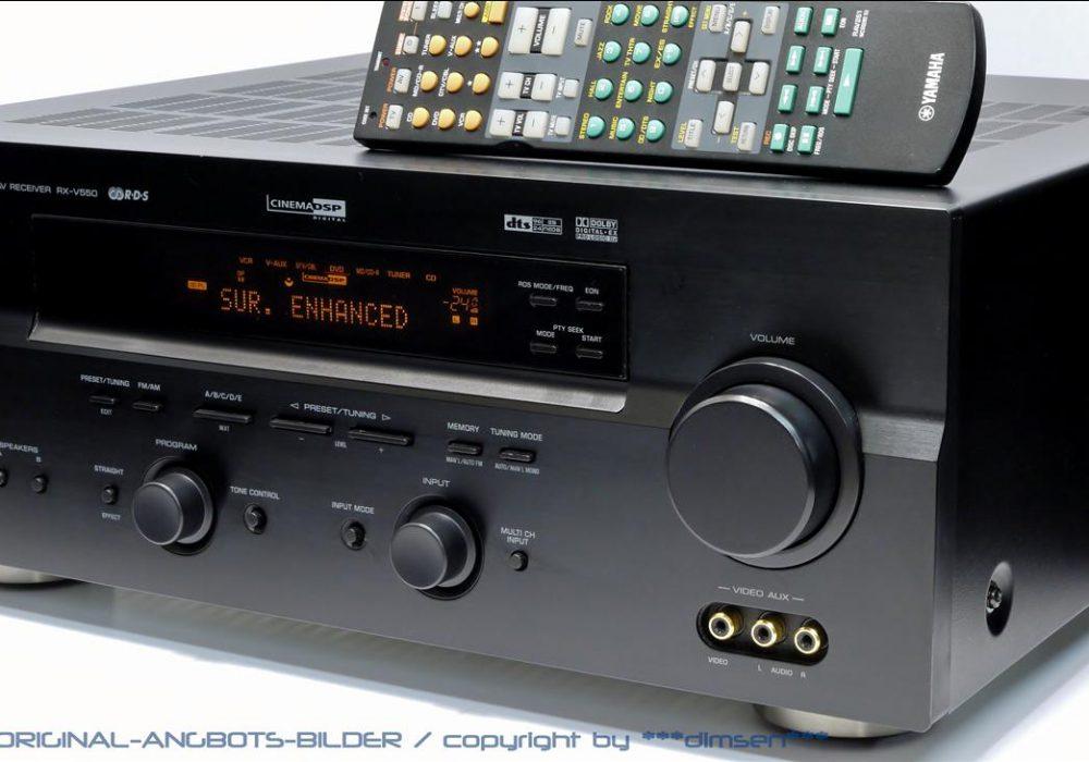雅马哈 YAMAHA RX-V550 AV功率放大器