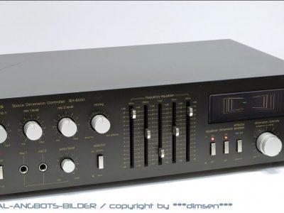 松下 Technics SH-8033 空间混响均衡器