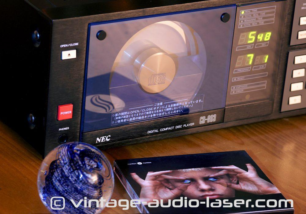 NEC CD-803 CD播放机