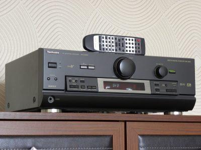 Technics SA-DX850 AV功放