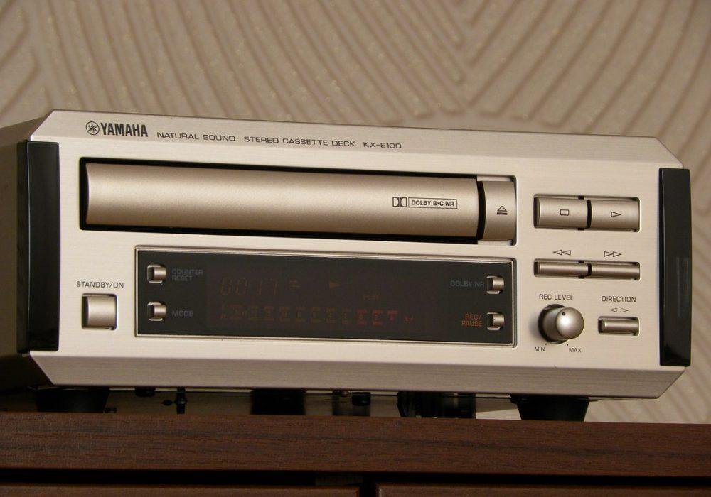 YAMAHA KX-E100 小型卡座
