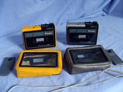 爱华 AIWA HS-P02, HS-F02, HS-J2, HS-J02 磁带随身听