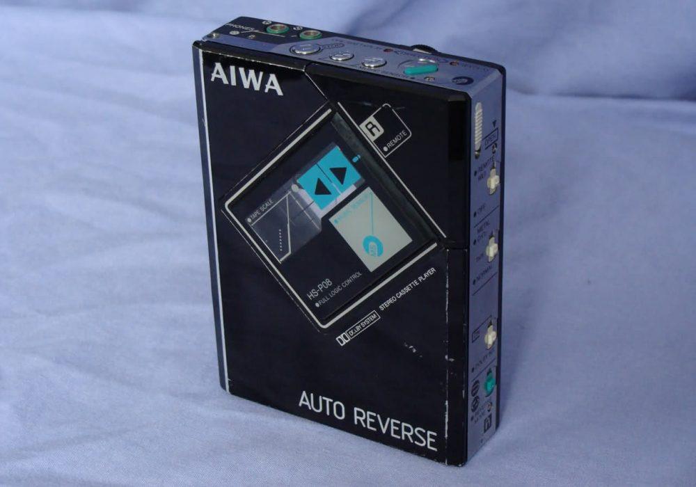 爱华 AIWA HS-P08,HS-G500,HS-J500,HS-T500 磁带随身听