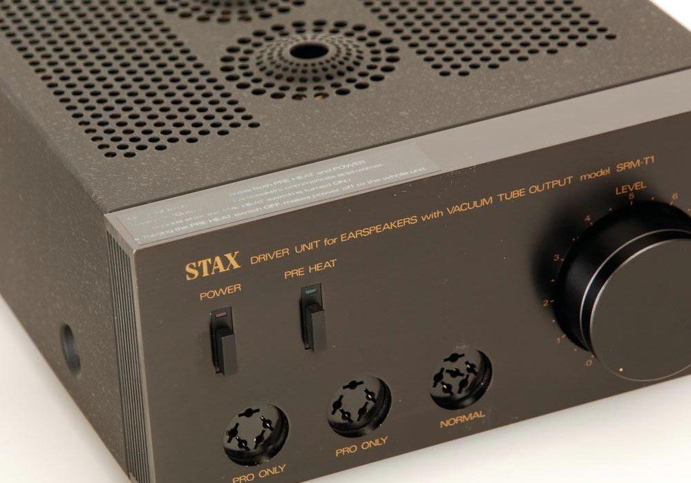 Stax SR Lambda + SRM-T 1