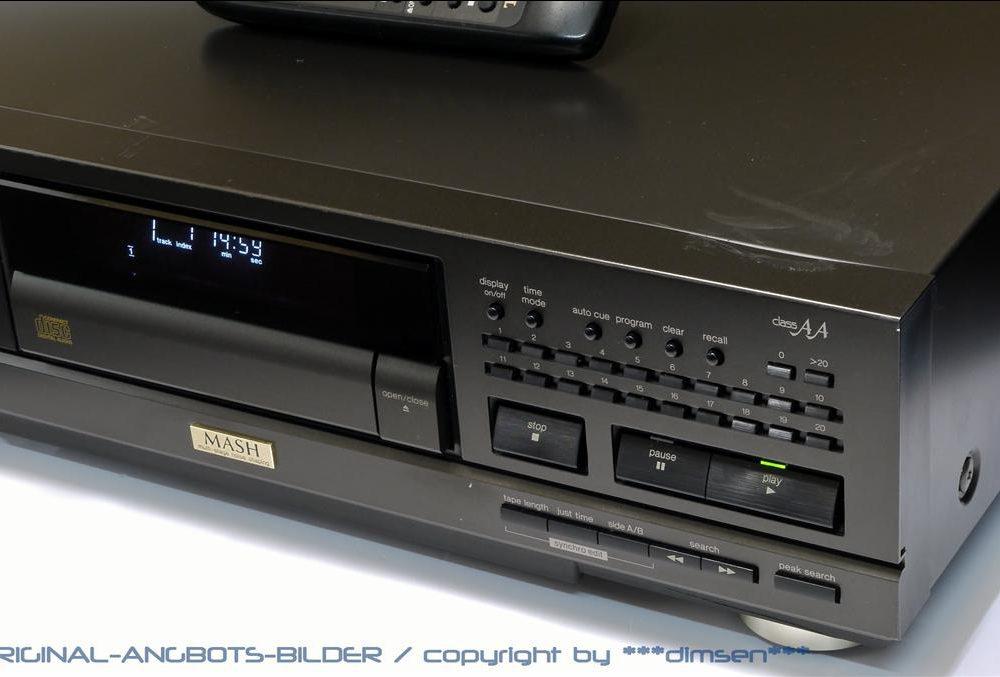 松下 Technics SL-PS70 CD播放机