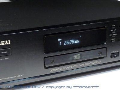 雅佳 AKAI CD-57 CD播放机