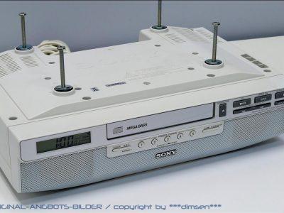 SONY ICF-CD523 一体机