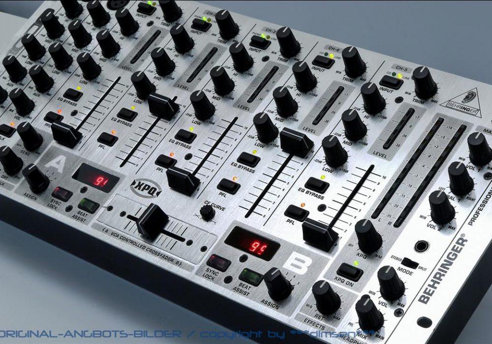 BEHRINGER VMX1000 调音台