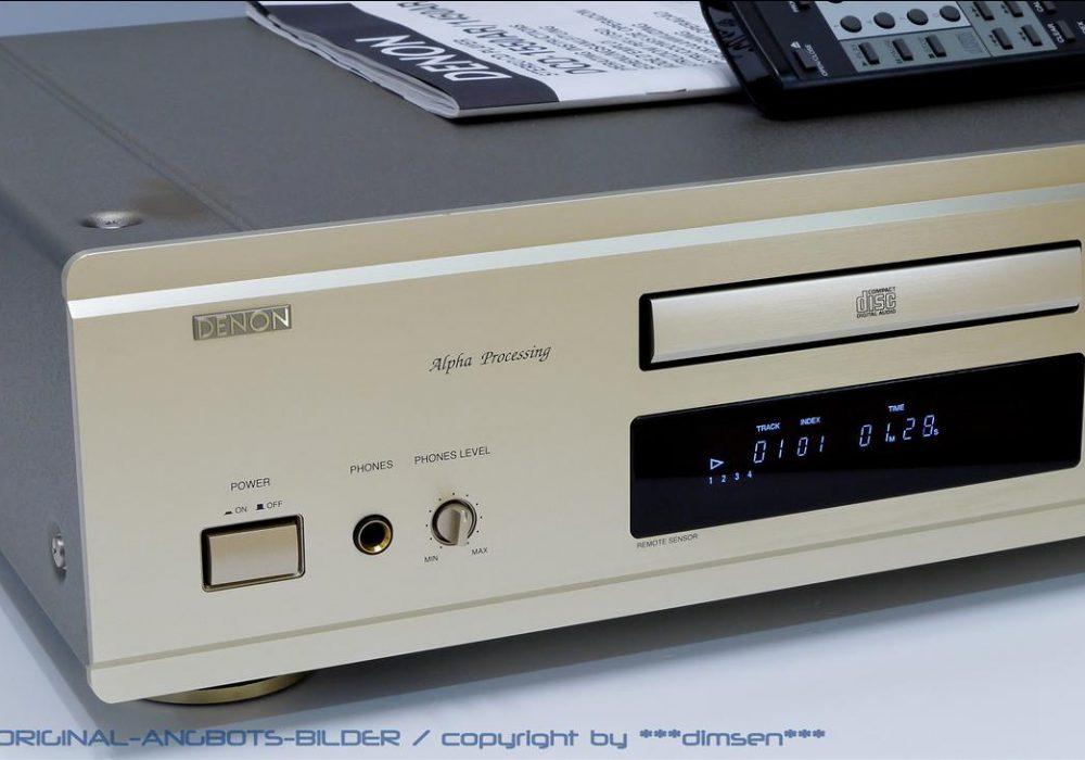 天龙 DENON DCD-1450AR CD播放机