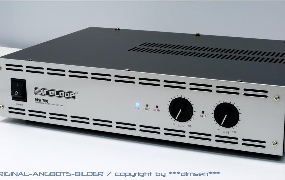 RELOOP RAP-700 功率放大器