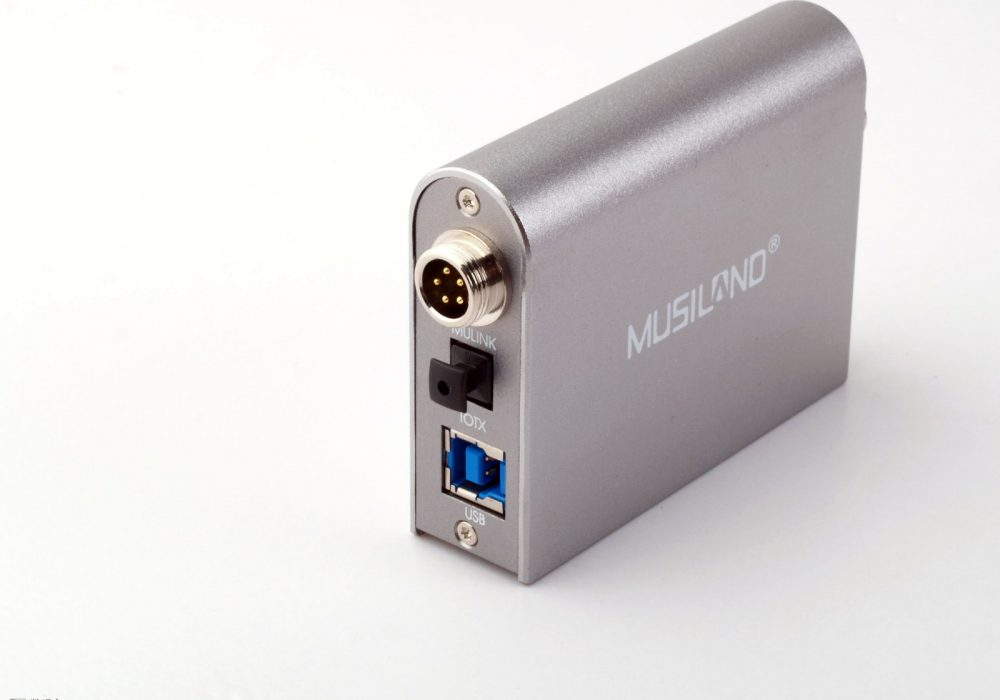 Musiland 乐之邦 Monitor 01 USD 聆听一号[新版] USB纯数字声卡