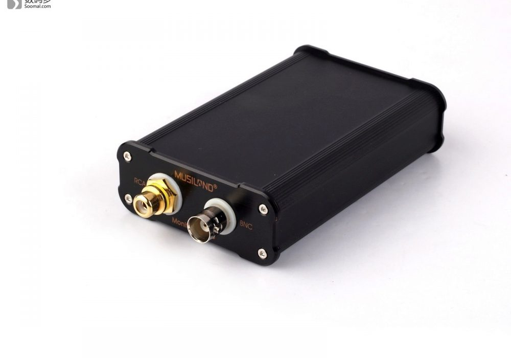 Musiland 乐之邦 Monitor 03 USD 聆听三号USB纯数字声卡