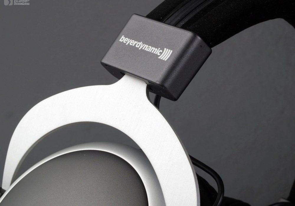Beyerdynamic 拜亚动力 T70P 头戴式耳机-耳壳支架,可伸缩