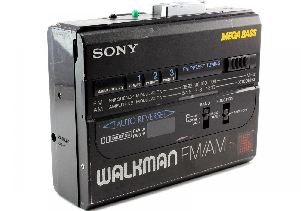 SONY WM-AF64 AM/FM 磁带随身听