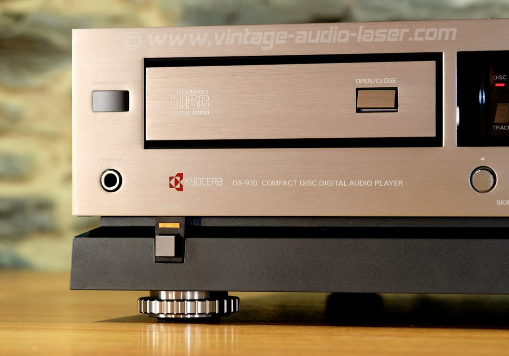 Kyocera DA-910 CD播放机