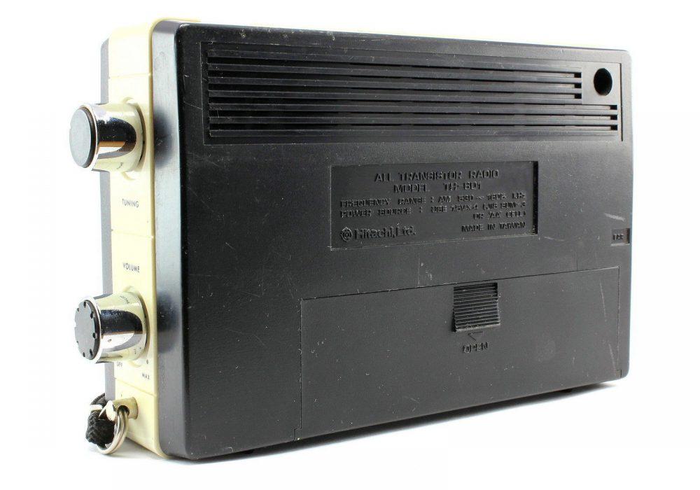 HITACHI TH-801 AM 便携式收音机