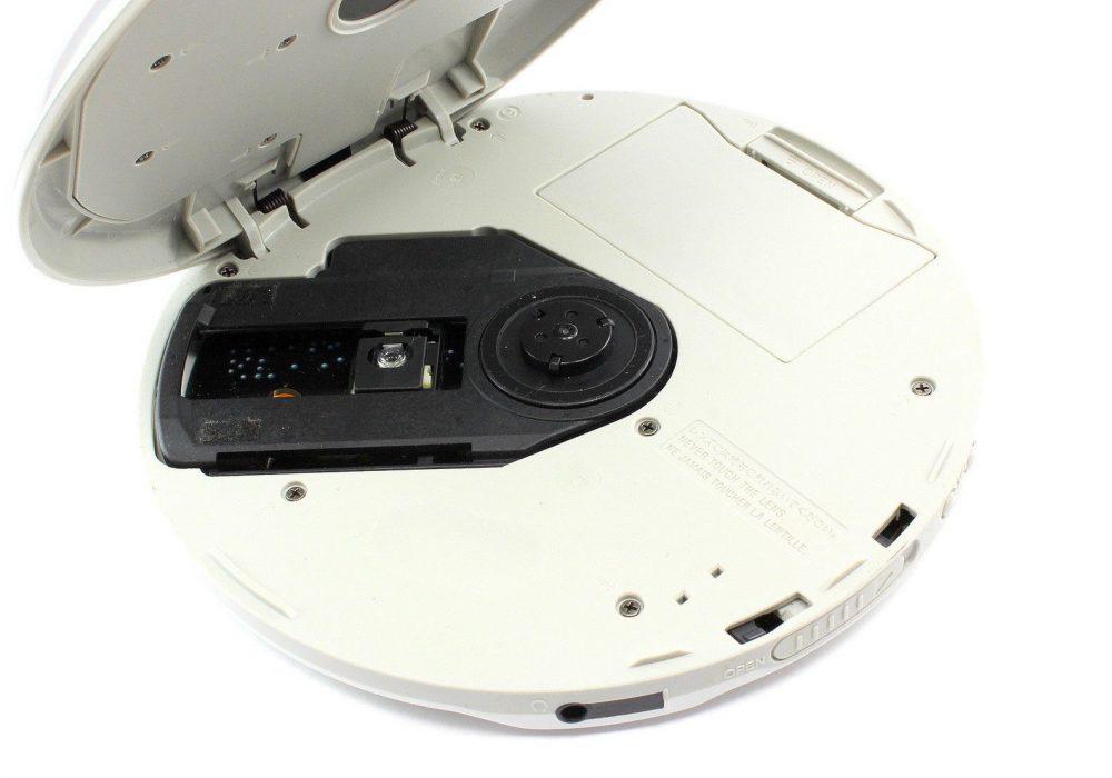 SONY Psyc CD 随身听 D-NE300 Atrac3Plus MP3 便携 CD Player