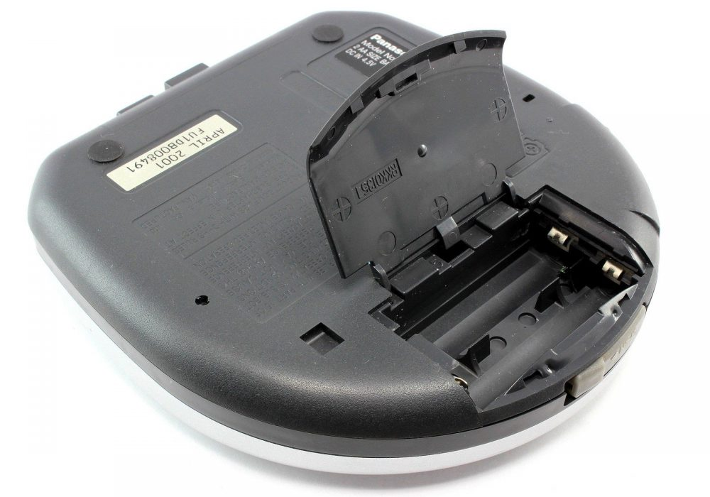 PANASONIC SL-SX287J 便携 CD PlayerAM/FM Radio Anti-Skip System