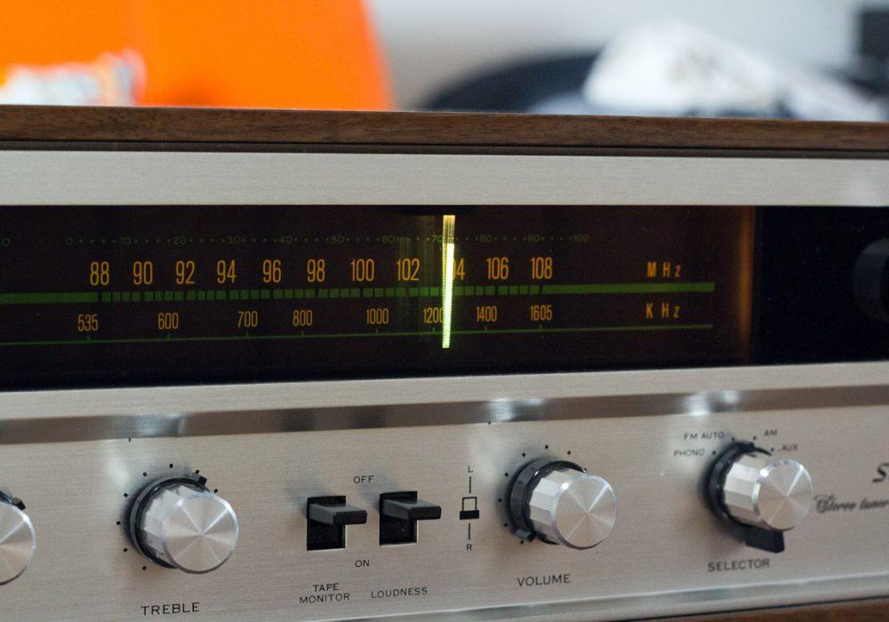 山水 SANSUI 210 收音头