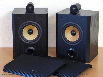 B&W Matrix 805 书架音箱
