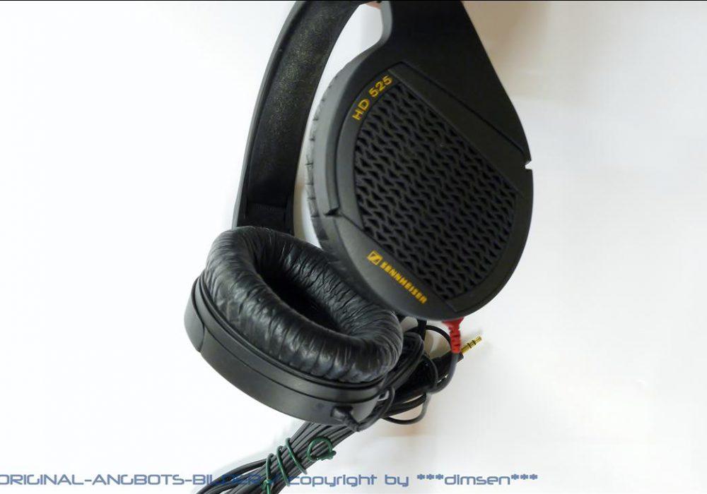 森海 SENNHEISER HD525 头戴耳机