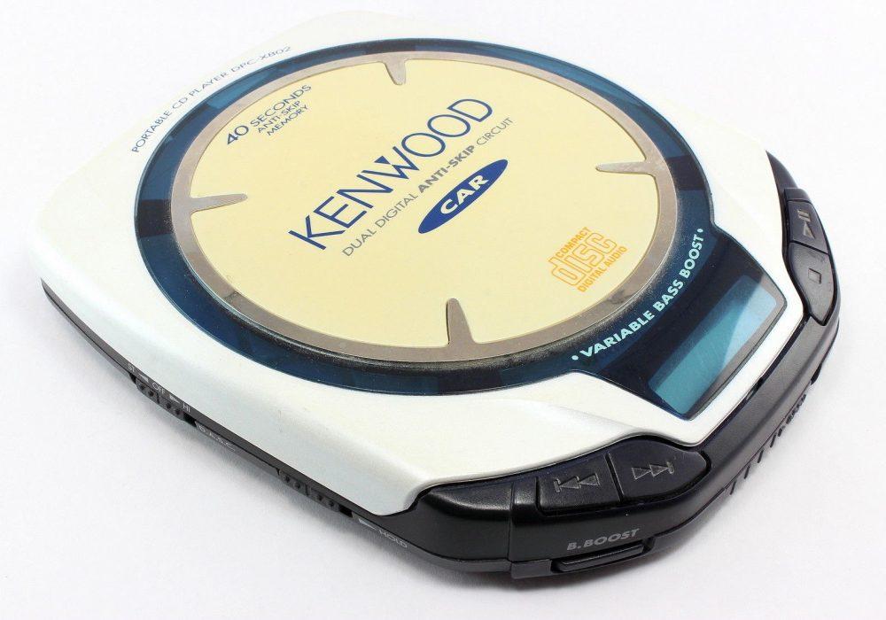建伍 KENWOOD DPC-X802 CD随身听