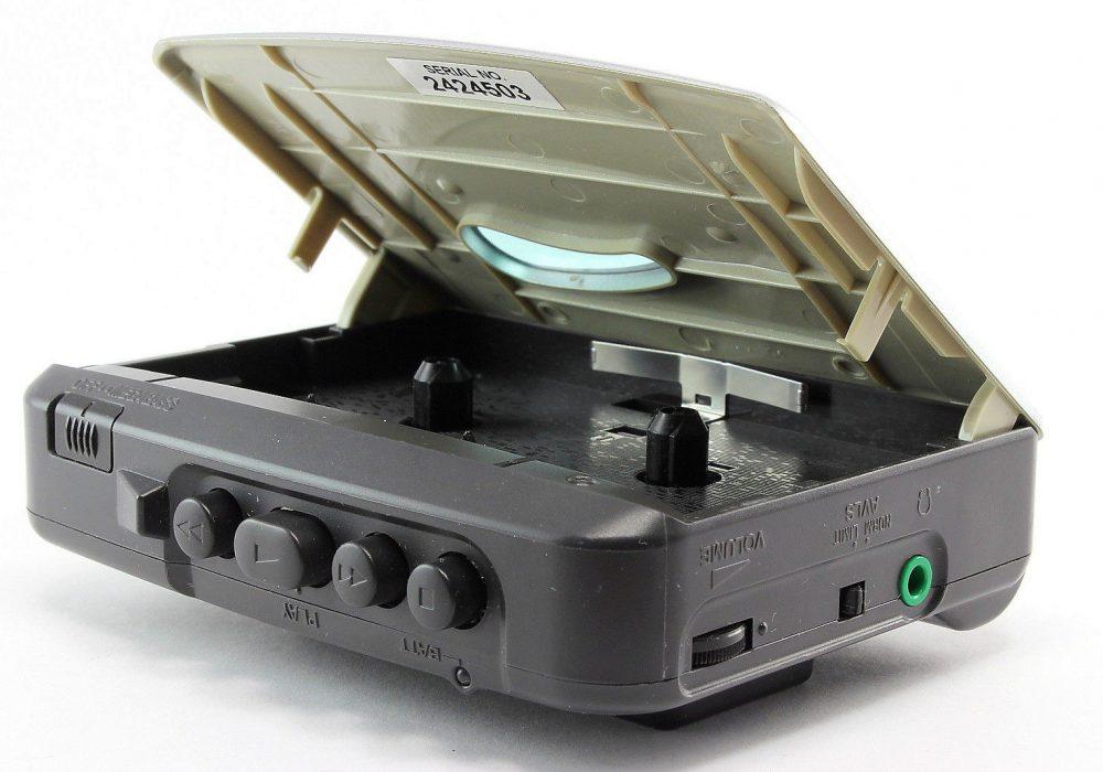 SONY WM-EX190 随身听 Mega BASS Personal Stereo 磁带播放机