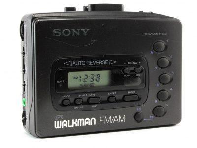 索尼 SONY WM-FX41 磁带随身听