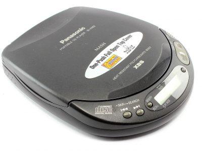 PANASONIC SL-S162 Heat Resistant XBS 便携 CD Player