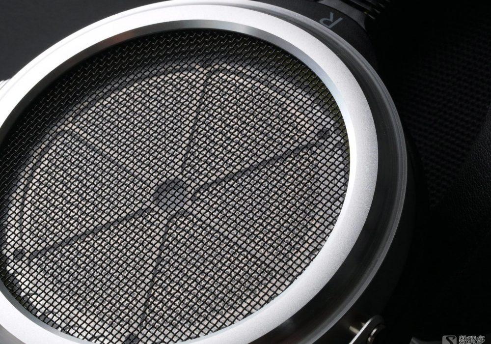 STAX SR-009 头戴式静电耳机-耳壳外侧
