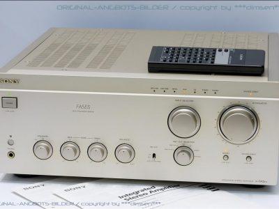 索尼 SONY TA-FA55ES 功率放大器