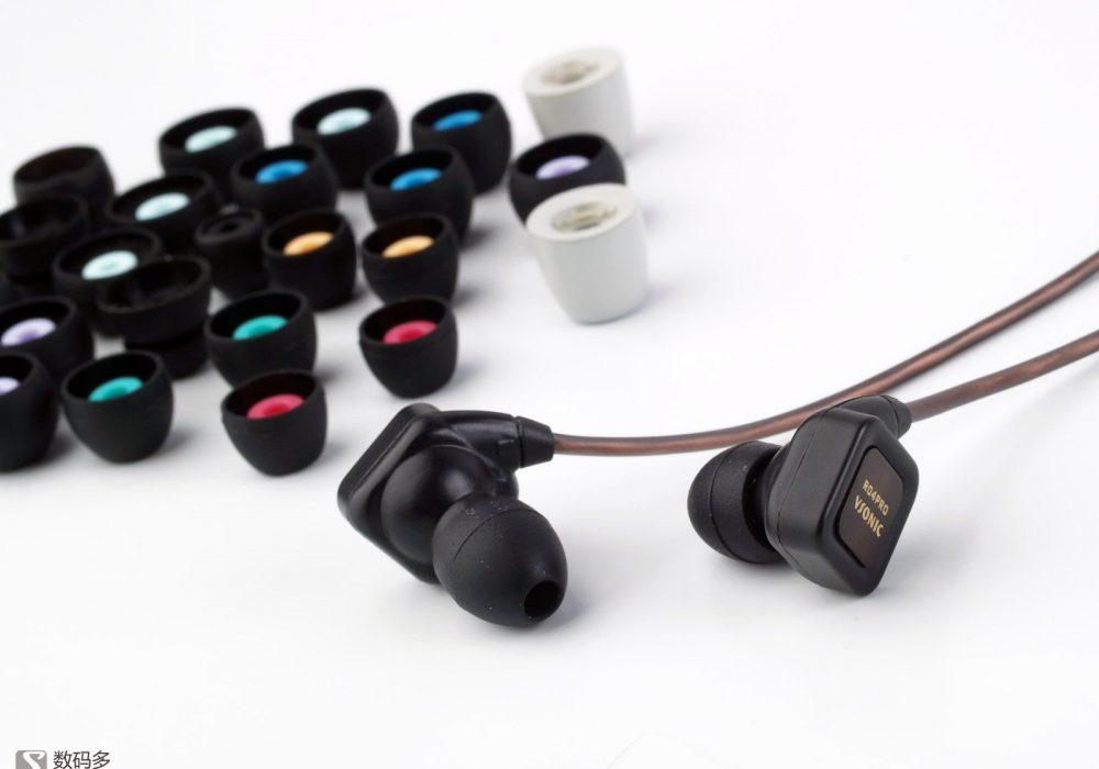 威索尼可 Vsonic GR04 旗舰版 入耳式耳机图集 [Soomal]