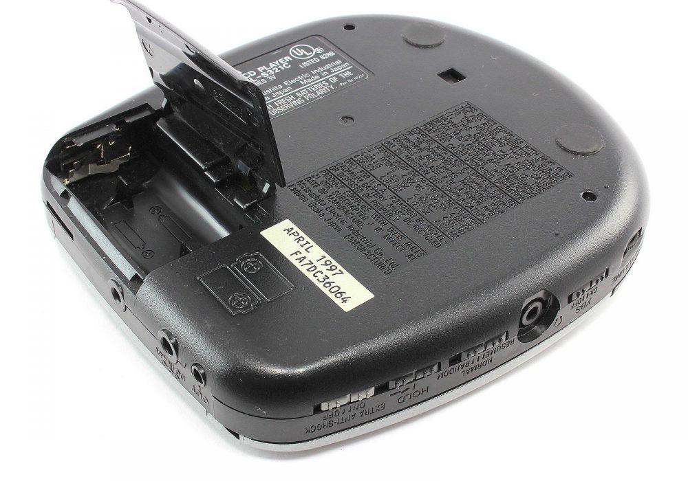 PANASONIC SL-S321C XBS Extra Anti-Shock Memory Car/便携 CD Player