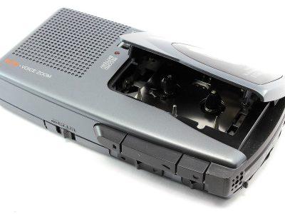 OPTIMUS Micro-41 Handheld 微型磁带录音机