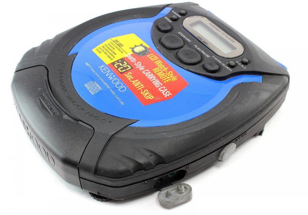KENWOOD DPC-885 便携 CD Player Dynamic Shock Proof