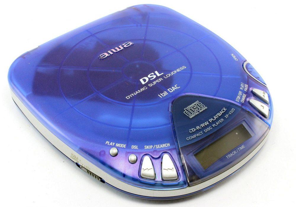 爱华 AIWA XP-V320 CD随身听