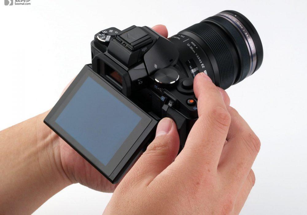 Olympus 奥林巴斯 OM-D E-M5 微型可换镜头数码相机 图集[Soomal]
