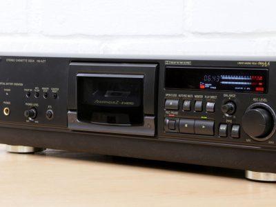松下 Technics RS-AZ7 立体声 Hi-FI cassette tape deck Dolby B/C Class AA TOP 99p NR