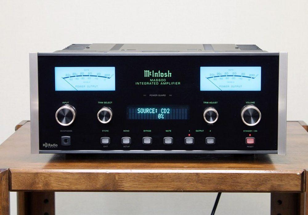 Mcintosh MA6600 プリメインアンプ