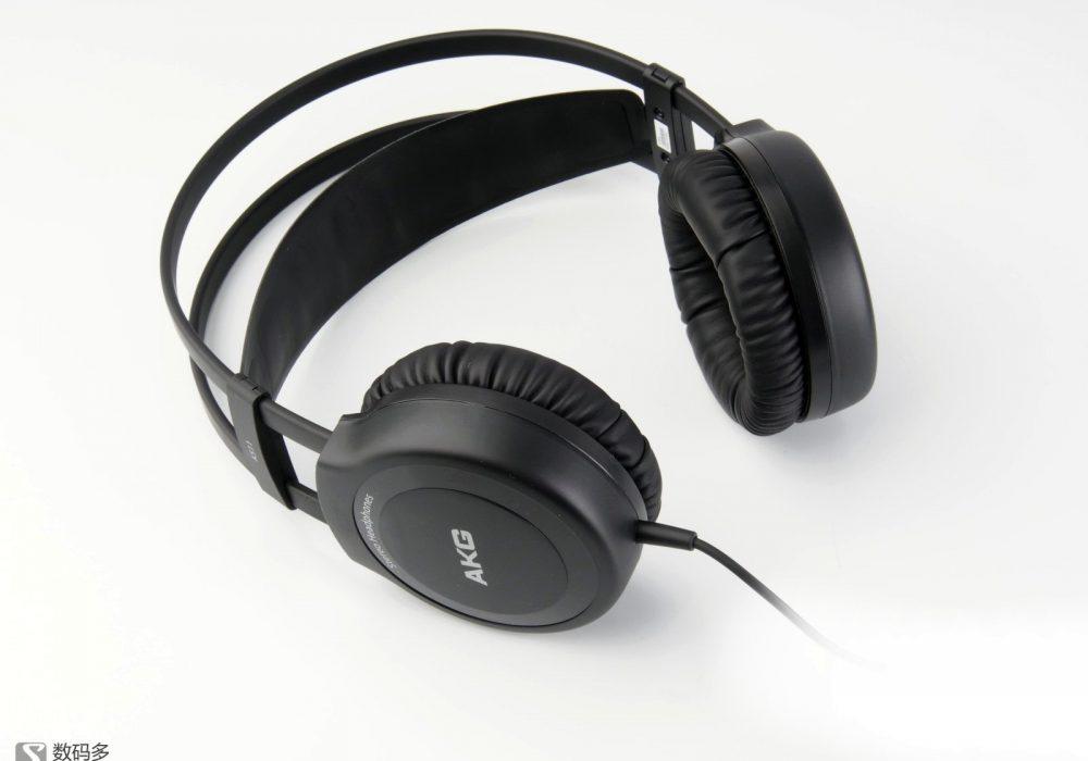 爱科技 AKG K511 头戴式耳机 图集[Soomal]