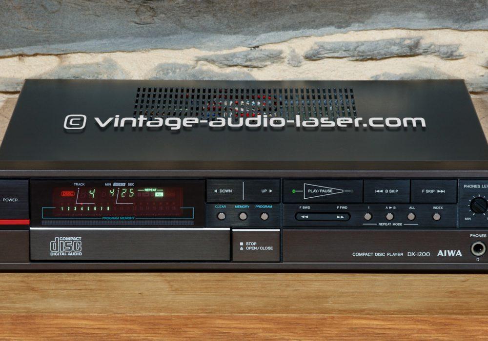 AIWA DX-1200 CD播放机
